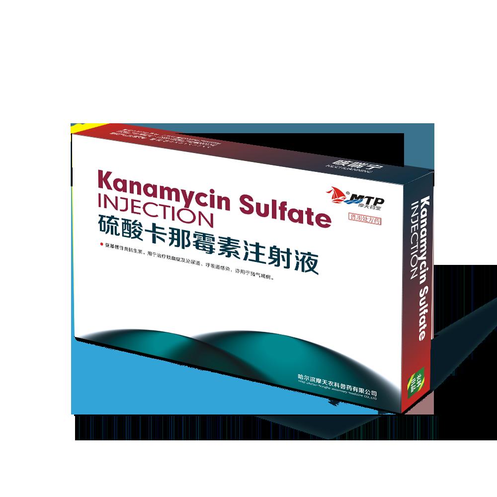 硫酸卡那霉素注射液