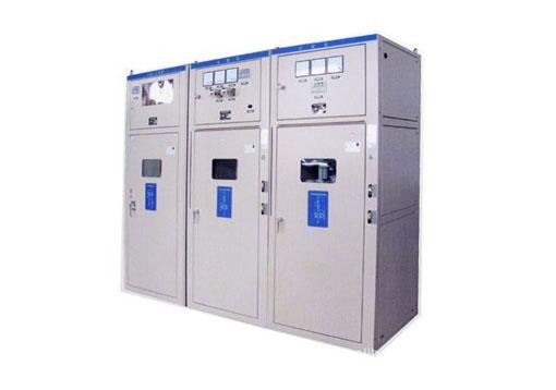 XGN15 – 12III型 固定式金屬封閉高壓柜