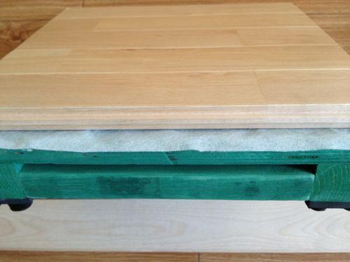 运动木地板原材料