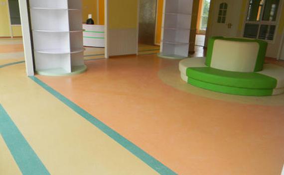 PVC地板市场优势