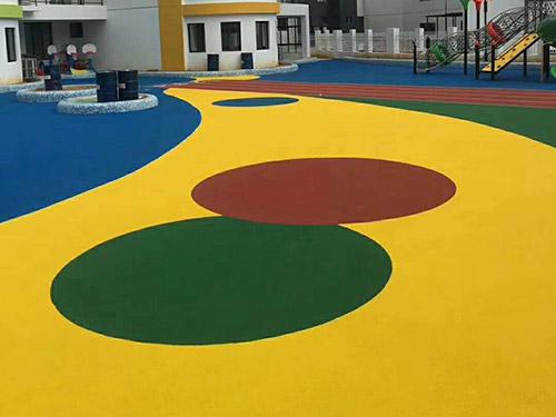 幼儿园EPDM场地