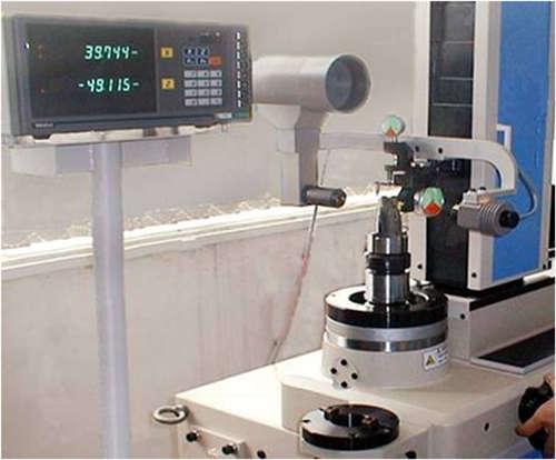 光学测刀仪