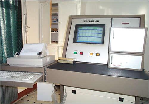 光谱测量仪