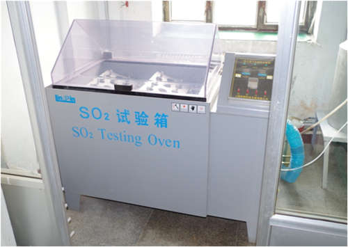 SO2试验箱