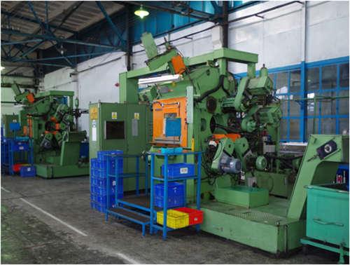 多工位专用组合机床(意大利进口)
