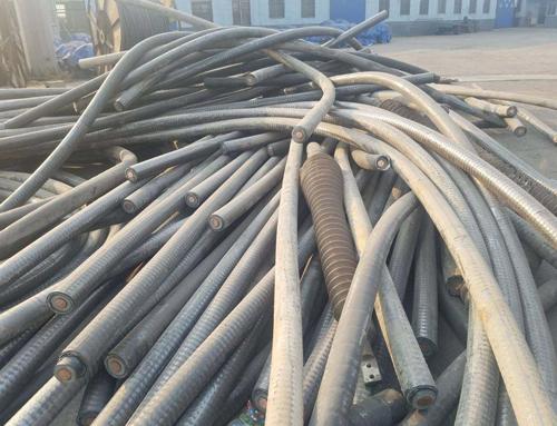廢舊電纜回收