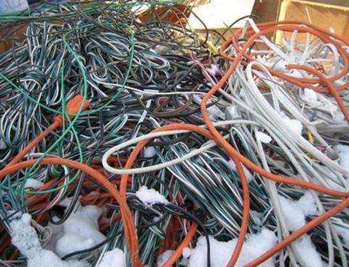 廢舊線纜庫存