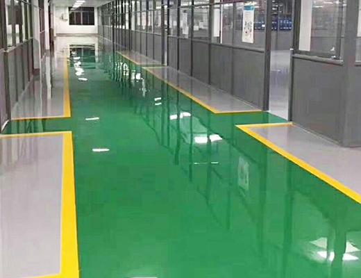 環氧防靜電地坪
