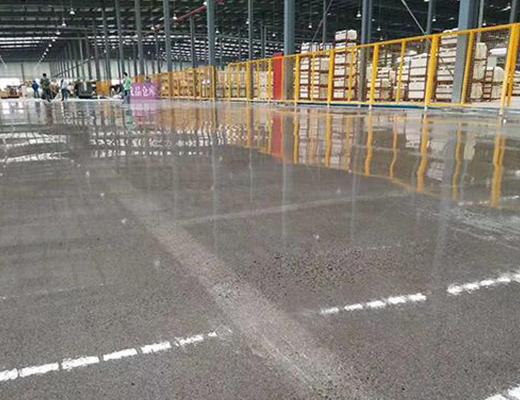 密封固化劑地坪