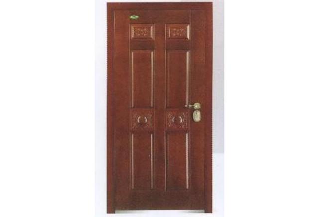 钢质复合门
