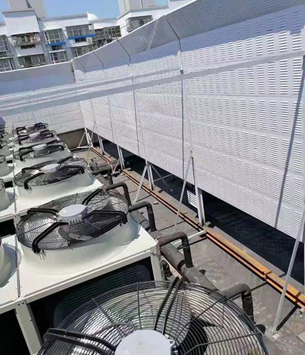 屋面空调机组隔音屏障