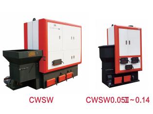 CWSW常压热水锅炉