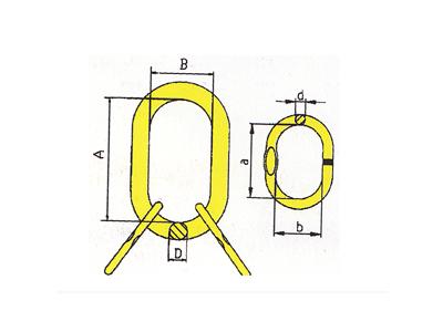 DL616-MT子母环