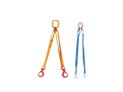 吊带组合索具