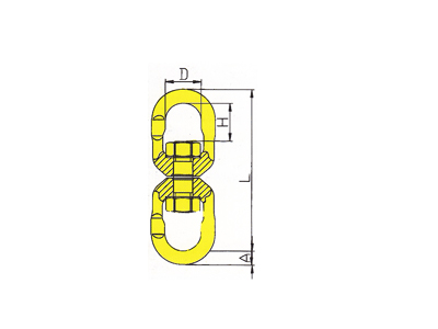 DL701-G80锻造旋转环