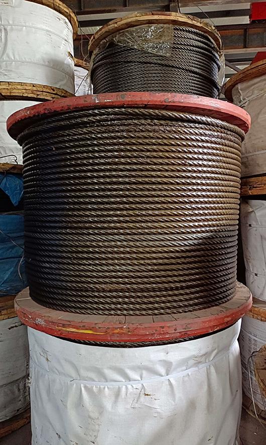 光面钢丝绳