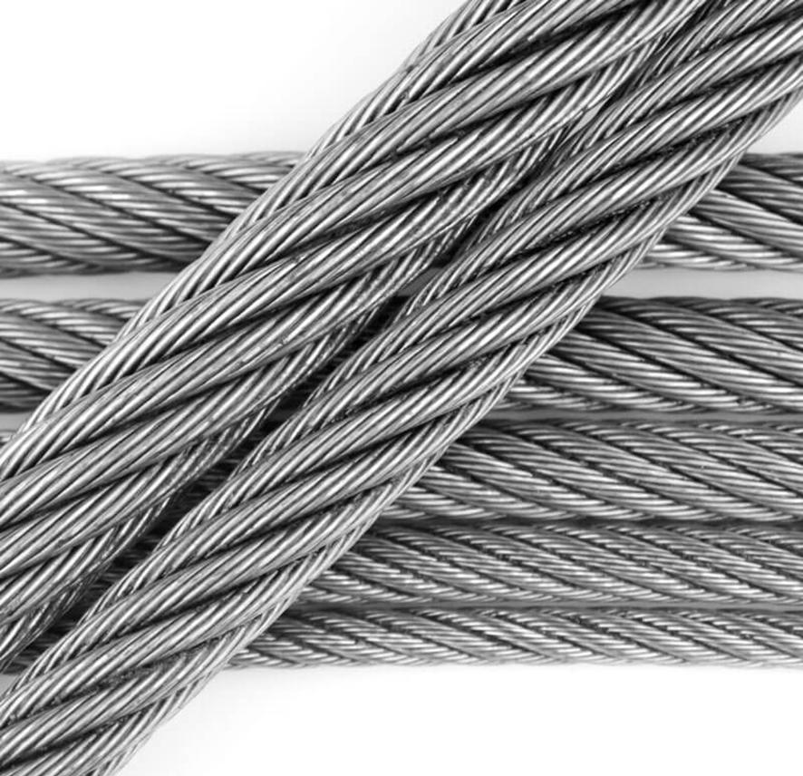 电梯钢丝绳8×19S+NFC