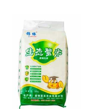 生态蟹米10kg