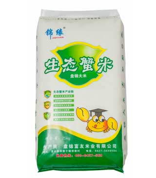 生态蟹米25kg