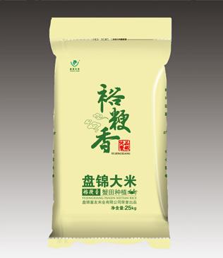 盤錦大米成因