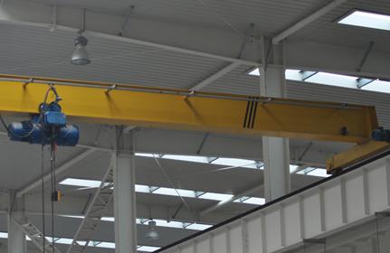 LDX電動單梁起重機(歐式)