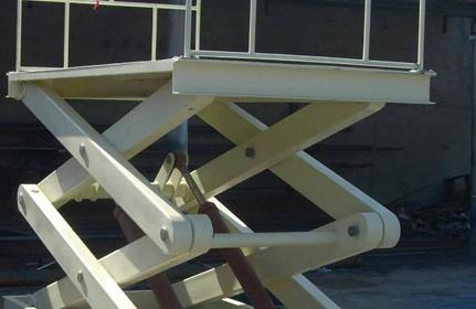 固定式升降貨梯