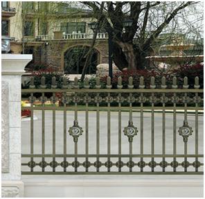 铝艺围栏2