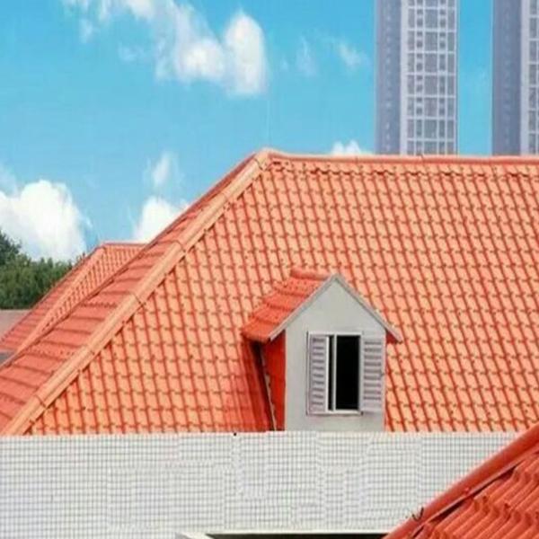 樹脂瓦在屋面瓦行業中為何能脫穎而出