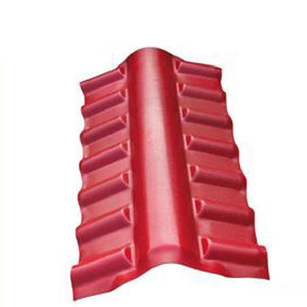 合成樹脂斜脊瓦