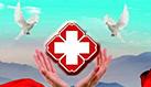 黑河市红十字会开展艾滋病宣传活动