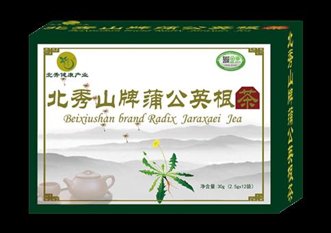 北秀山蒲公英根茶