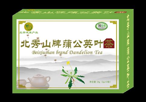 北秀山蒲公英叶茶