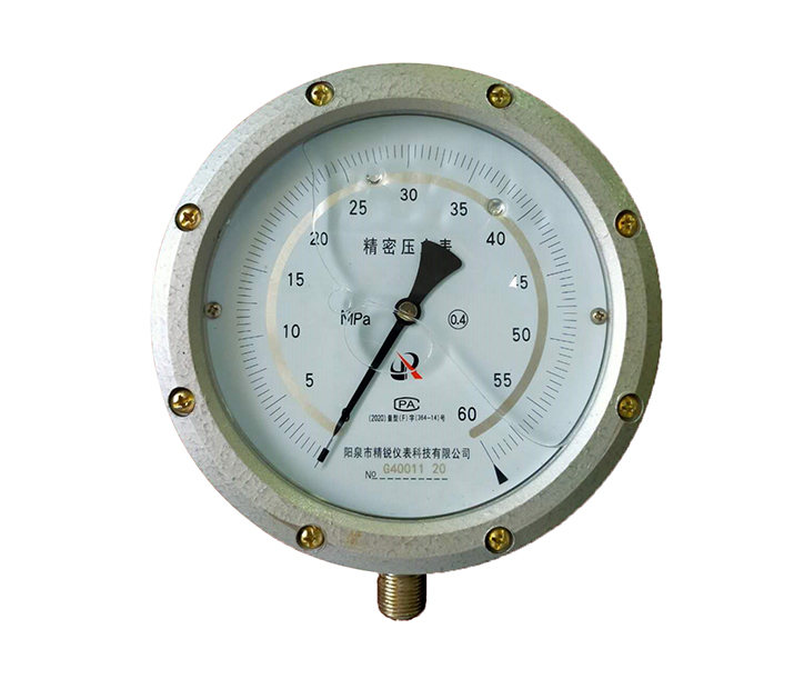 精密耐震壓力表YBN150