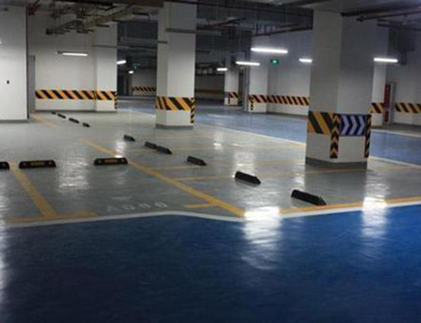 5494地下停车场工程