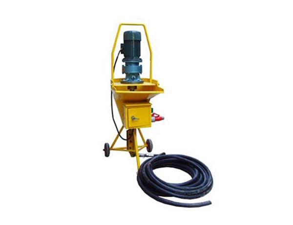 7623螺杆式水泥灌浆泵
