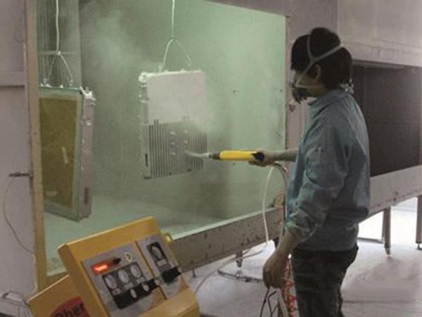 靜電噴塑中噴涂操作的注意事項