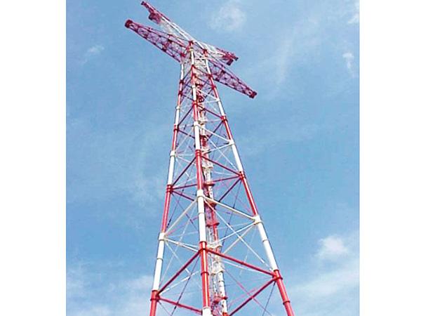 電力鐵塔噴塑