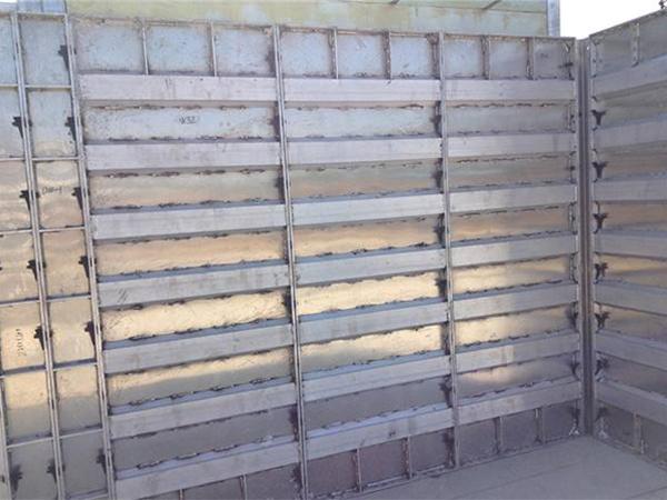 鋁模板噴涂噴塑 (4)