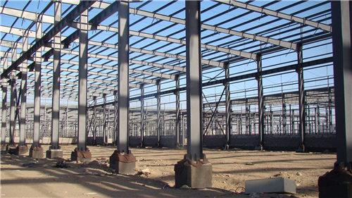 鋼結構重型鋼結構腐蝕特點及保護措施