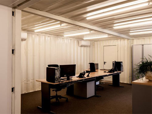 集装箱办公室