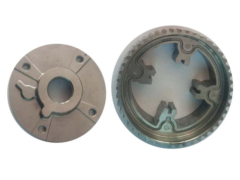 粉末冶金同步齒輪