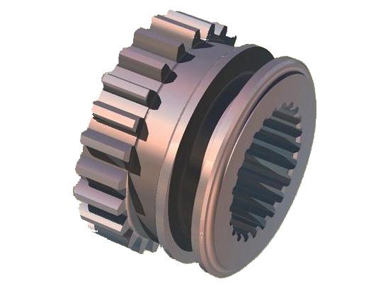 離合器齒輪