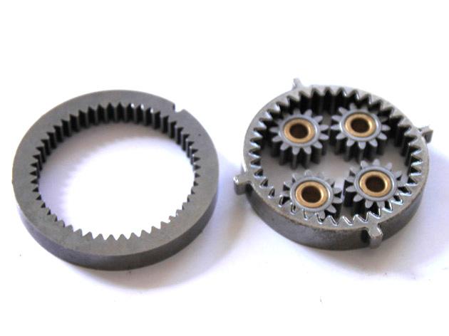 粉末冶金汽車零件