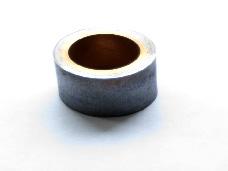 粉末冶金双钩属复合套