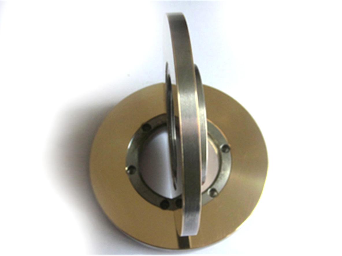 CVC压缩机粉末冶金双金属滑盘