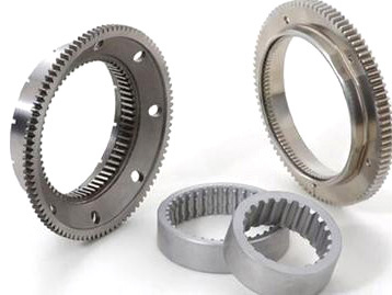 粉末冶金內齒輪