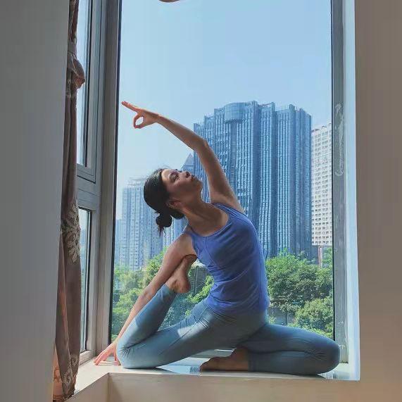米粒-高级瑜伽导师
