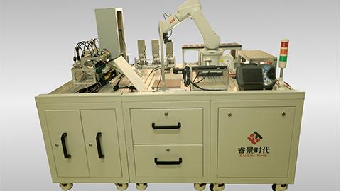 工业机器人应用工作站