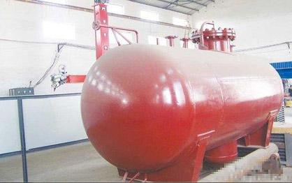 液化石油气罐