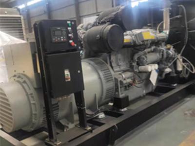 700kw柴油发电机出租